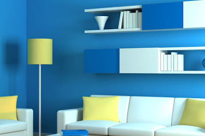 Tips-tips Perpaduan Warna Untuk Tipe Rumah atau Ruangan Minimalis
