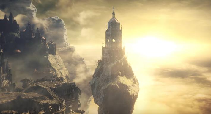 Ya disponible The Ringed City en Dark Souls III