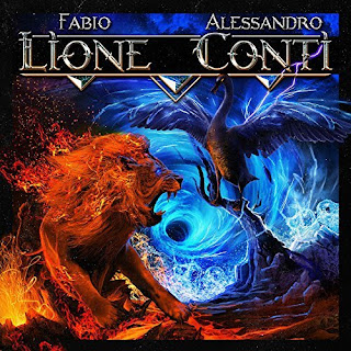 "Lione / Conti - ""Ascension"" (video) from the album ""Lione / Conti"""