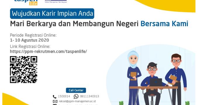 22 Www Ppm Rekrutmen Com Bank Indonesia Pengumuman Info Dana Tunai