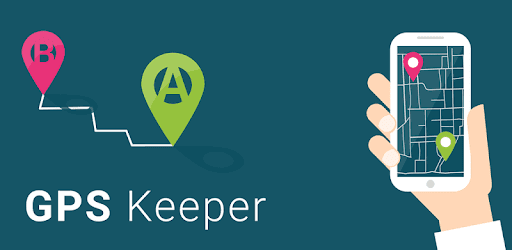 Aplikask GPS Keeper Pro Apk