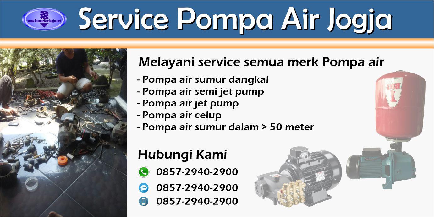 Jasa Service Pompa Air di Playen Gunung Kidul Yogyakarta