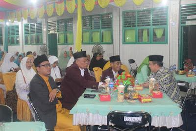 Kakankemenag Tanjungbalai Hadiri Harlah YMPI Ke 71 Sei Tualang Raso