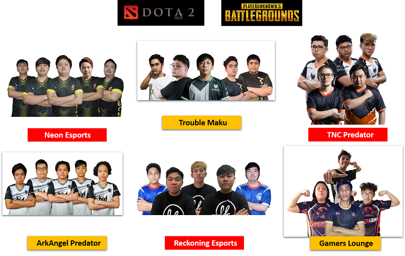 Who will battle their way to the top? Support your teams at the Asia-Pacific Predator League 2020/21 Grand Final!