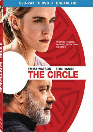 The Circle 2017 Eng 720p BRRip 500Mb ESub HEVC x265