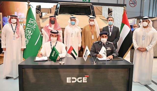 نمر توقع اتفاقية تعاون استراتيجي مع الشركة السعودية للصناعات العسكرية SAMI
