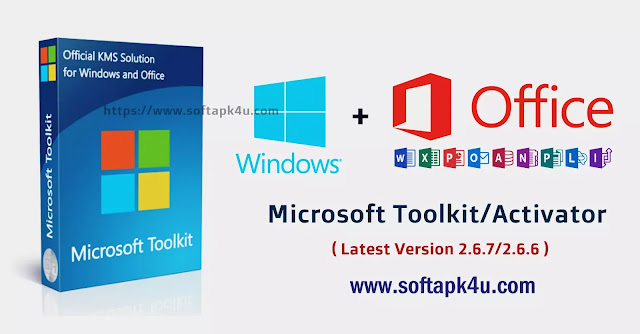 Microsoft Toolkit 2.6.7/2.6.6 Download For Windows & Office [2020]