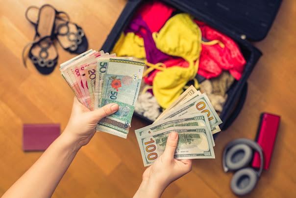 Economize dinheiro da sua viagem