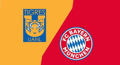 بايرن ميونخ الألماني وتيجريس المكسيكي مباشر على الهاتف الذكي bayern munich vs tigres
