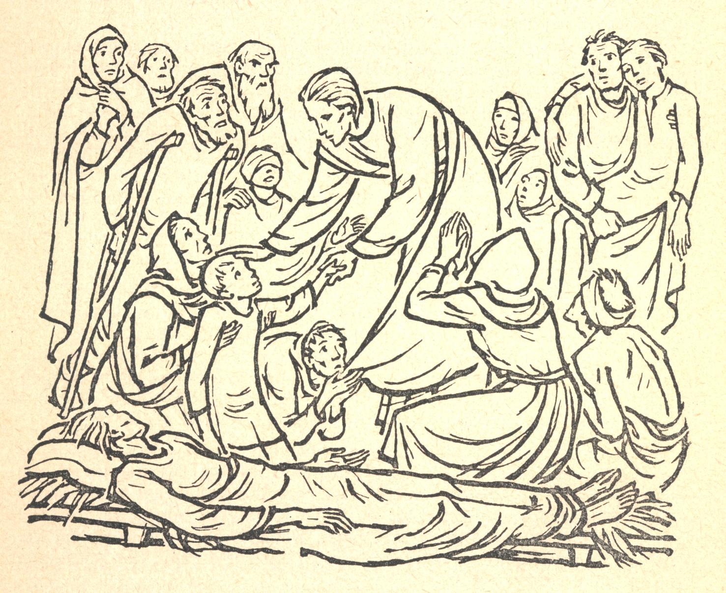 heilungswunder in der bibel