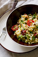 (salatka z kuskusem
