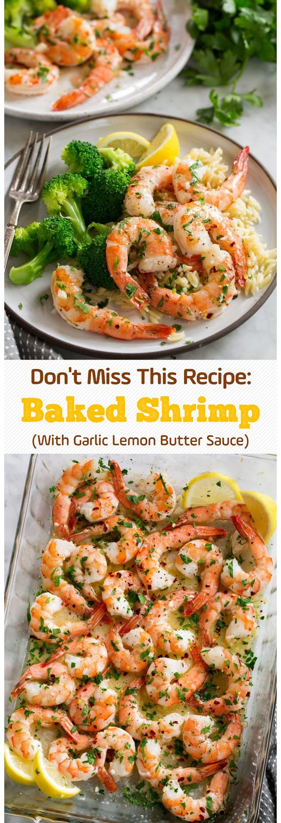 Don't Miss This Baked Shrimp Recipe
