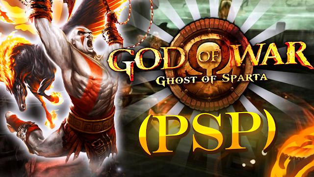 God of War: Ghost of Sparta en Español Para Android (Configuraciones) [ROM PSP]