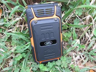 Hape Outdoor Landrover X9 Flip Big Font Big Keyboard Big Speaker Baterai 16800mAh