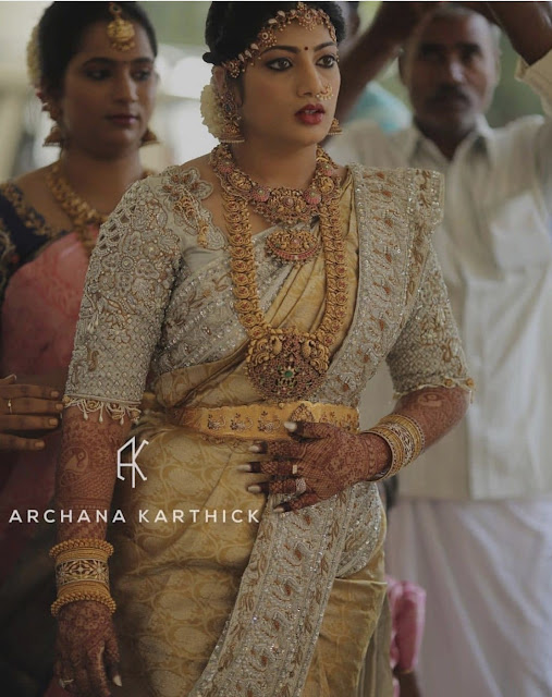 Gold Bridal Jewellery Inspiration