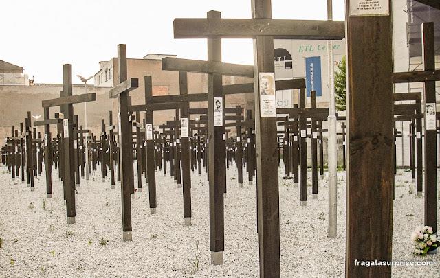 Memorial às vítimas do Muro de Berlim, Alemanha