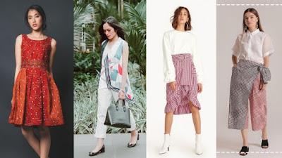 Pilihan Versatile Outfit dari Cottonink
