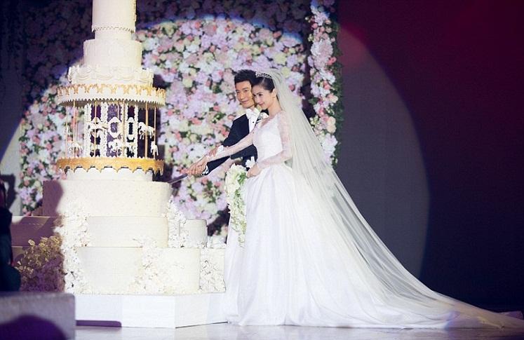 Pesta Pernikahan Termewah di Cina, Habiskan Biaya Rp444 Miliar