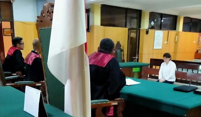 Ibu Muda Bos Arisan Piauw Didakwa Dengan Pasal Berlapis Diduga