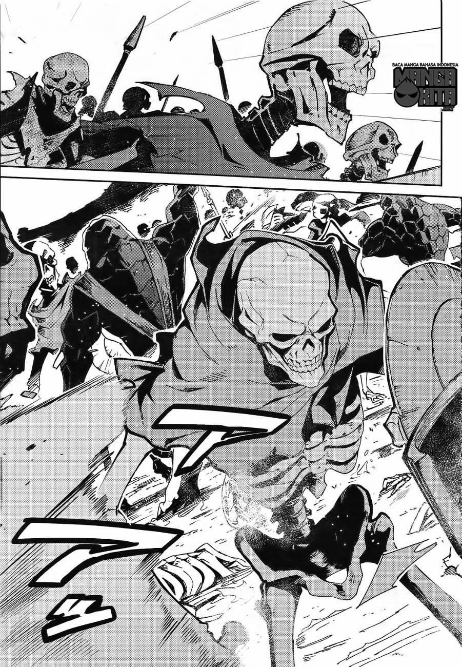 Komik Overlord chapter 19 Bahasa Indonesia