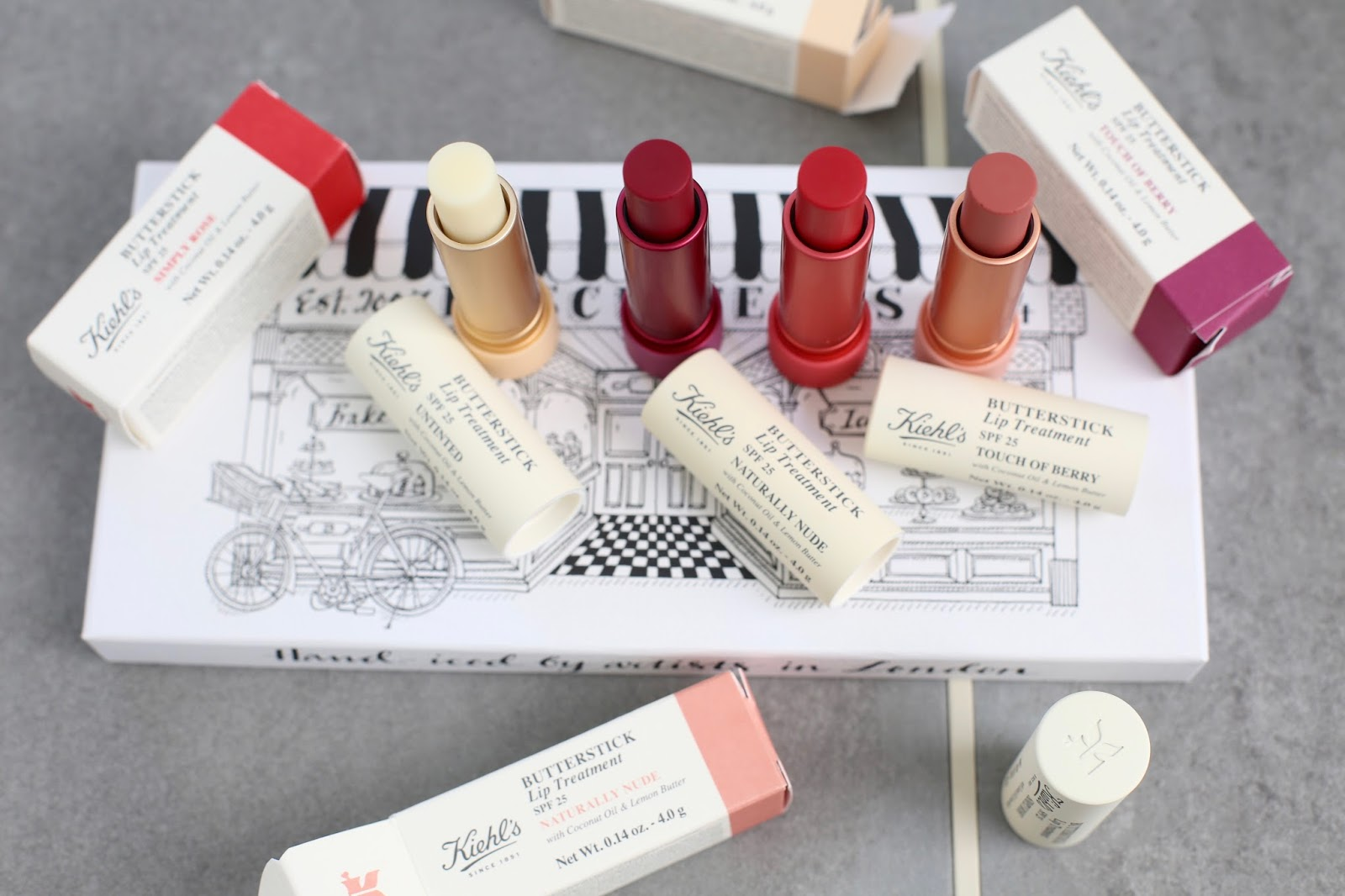 Kiehls butterstick lip balm review