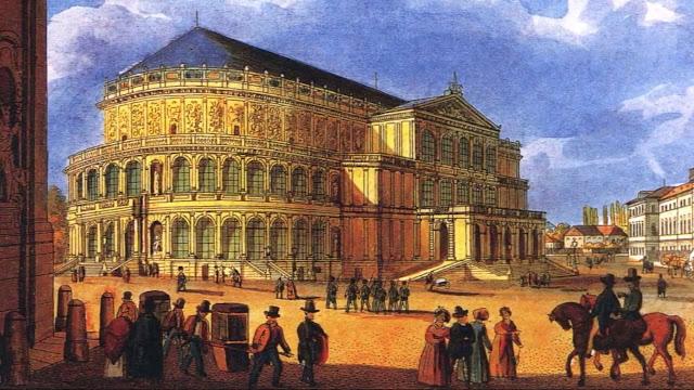 Dresden Opera before 1848