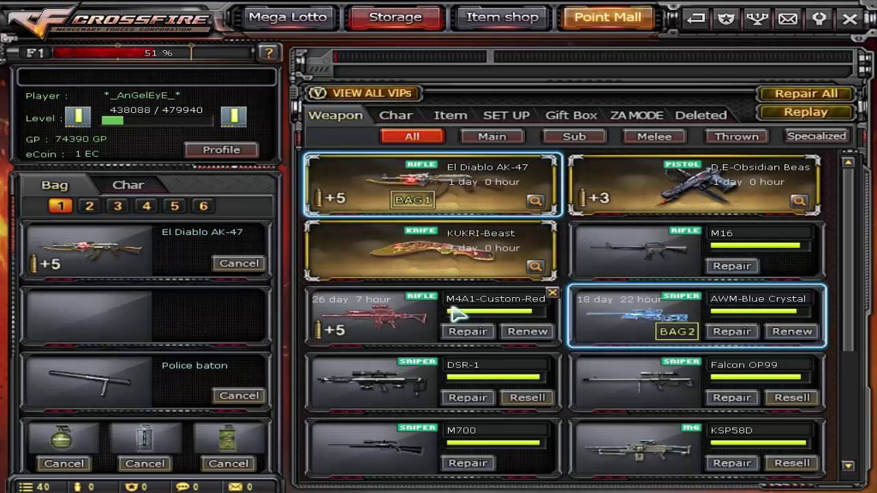 Free Account 2bar 1 Vip Hot Shot Gamers