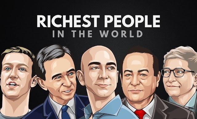 Top 10 tỉ phú công nghệ giàu nhất hành tinh năm 2019