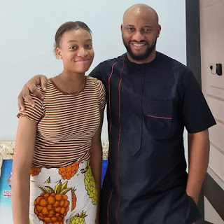 image result for yul edochie daughter
