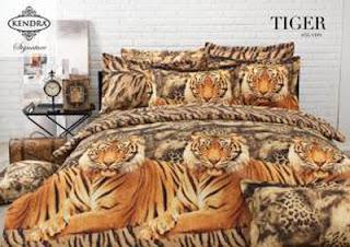 Sprei Kendra Signature Tiger