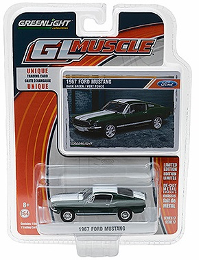 GL Muscle 1967 ford mustang