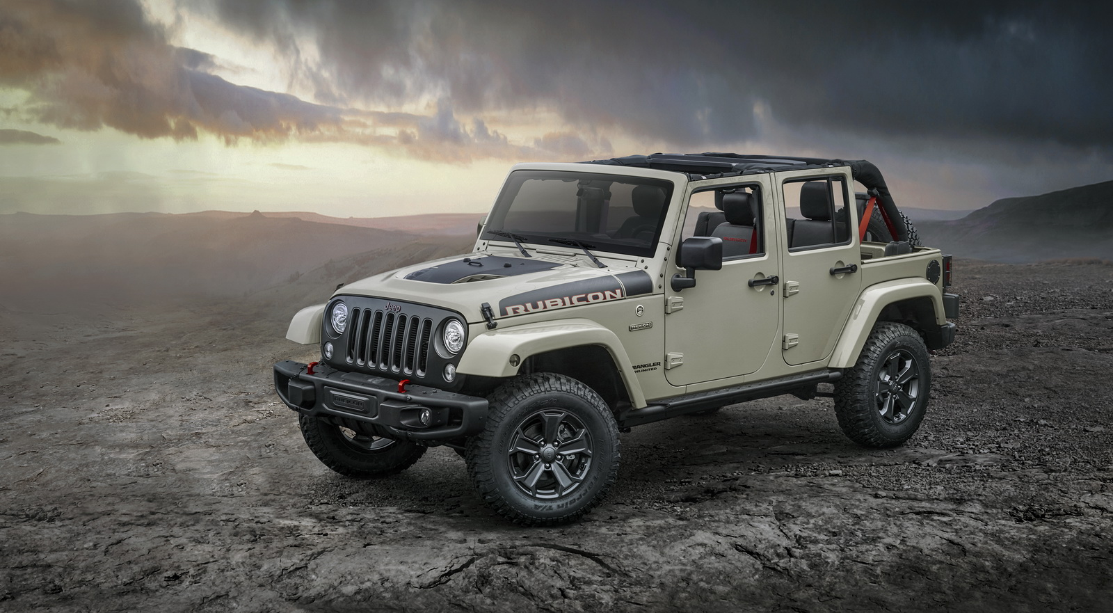 Jeep Wrangler Rubicon Recon Edition Launched In The UK ...