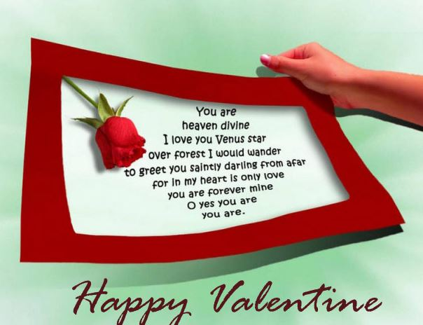 2017*} valentines day poems for him, valentines poems for him, Ideas