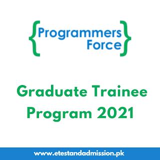 Programmers Force Trainee Program 2021