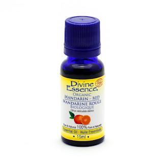Lierre Medical Mandarin Red Organic Essential Oil 15ml,DIVINE ESSENCE