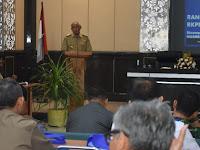 RKPD 2021 Sleman Fokus Pada Pembangunan Inftasrruktur