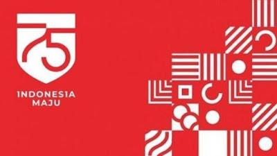 Download di Sini, Arti Logo HUT ke-75 RI, Tema Indonesia Maju dan Bangga Buatan Indonesia