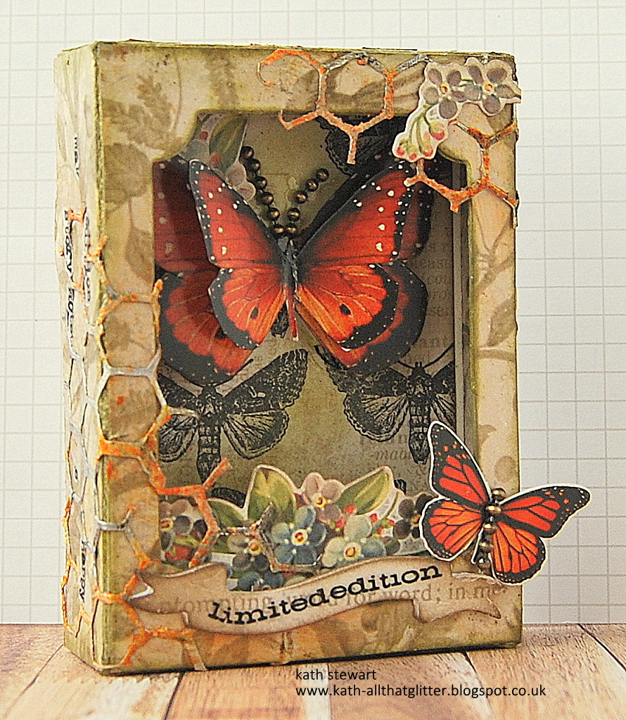 Kath's Blog......diary of the everyday life of a crafter: Simon Says Stamp  - Rust It Up