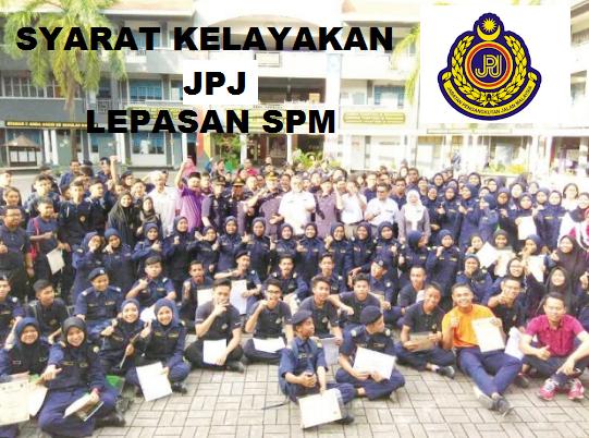 Syarat Kelayakan Masuk Jpj Bagi Lepasan Sijil Pelajaran Malaysia