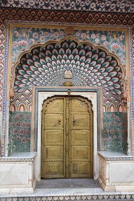 城市宮殿博物館 City Palace, 印度, 齋浦爾