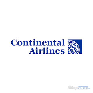 Continental Airlines Logo vector (.cdr)