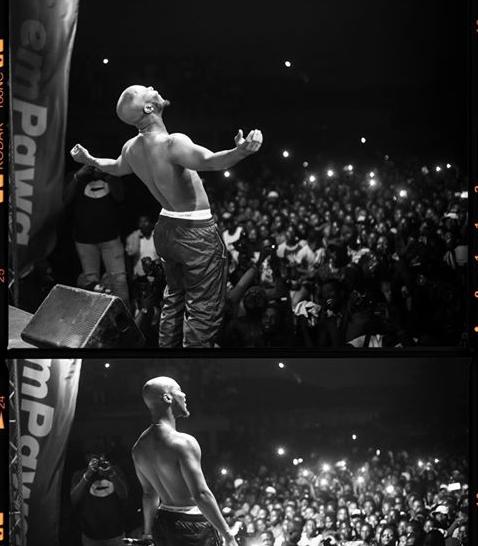 King Promise Performance in Ghana