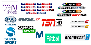 BeIN Sports TSN Sky USA Canada UK