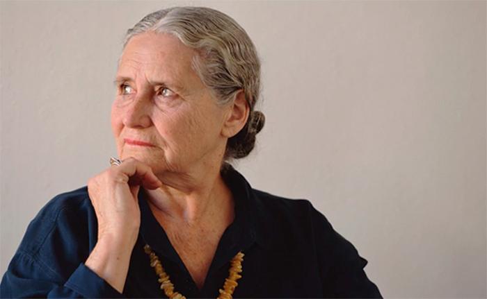 Biografía de Doris Lessing