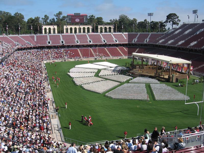 World Of Sports: Stanford Stadium