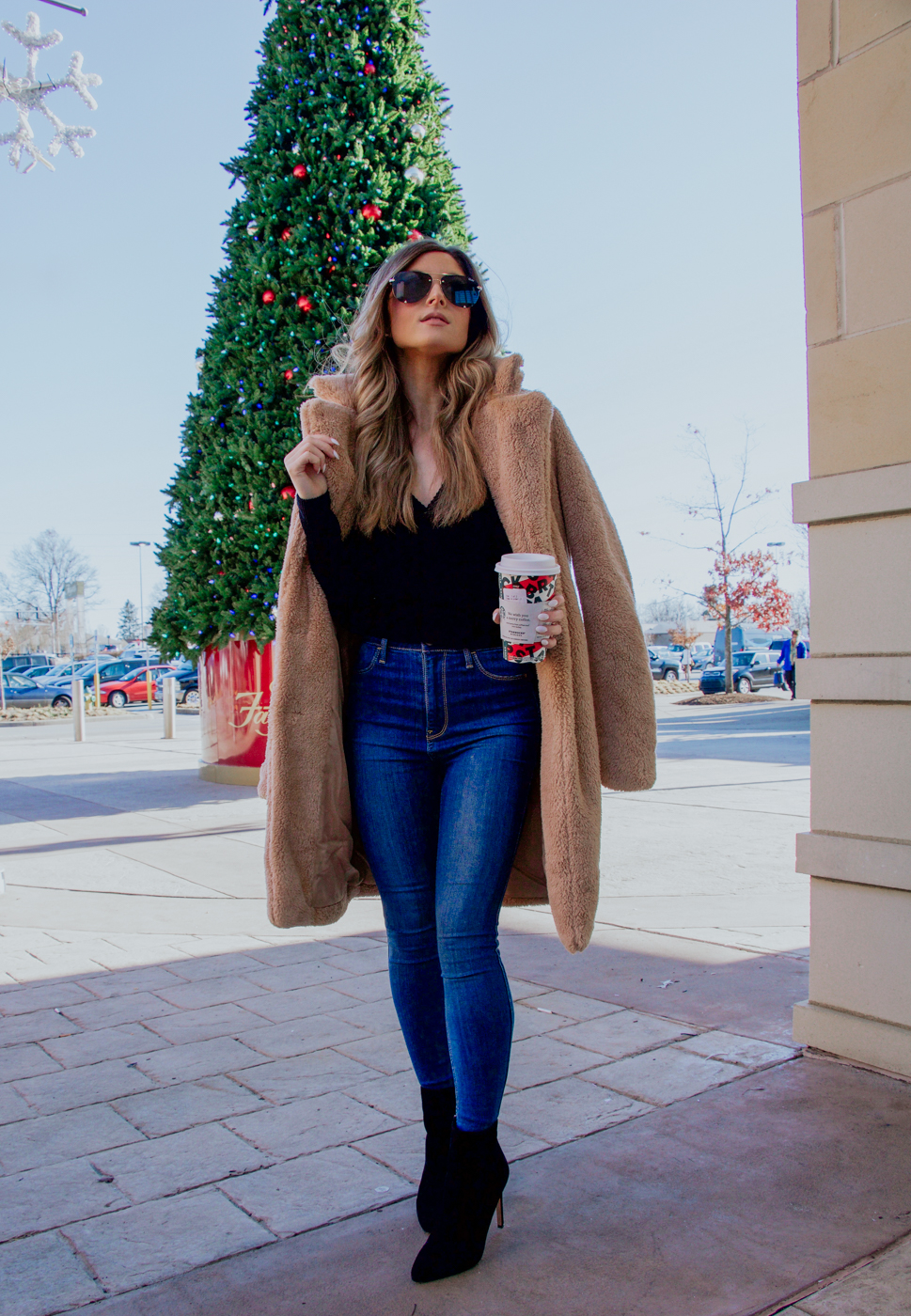 hollister cozy coat