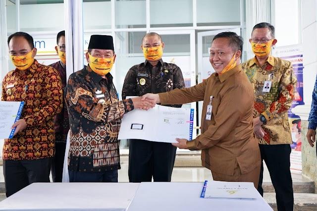 Bank Lampung Komitmen Manjakan Nasabah