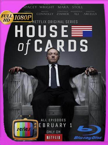 House of Cards Temporada 1-2-3-4-5HD [1080p] Latino [GoogleDrive] TeslavoHD