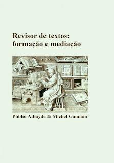 Livro sobre a formação do revisor de textos.