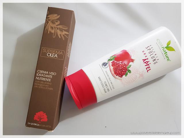 migliori prodotti per capelli bio
